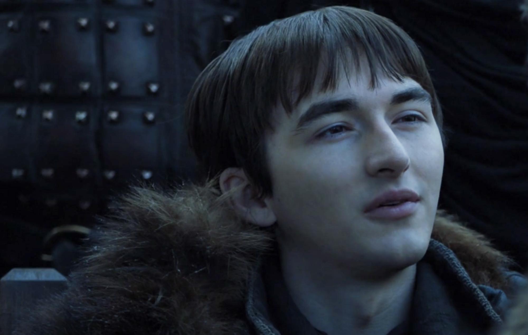 Was it Bran? Credit: HBO