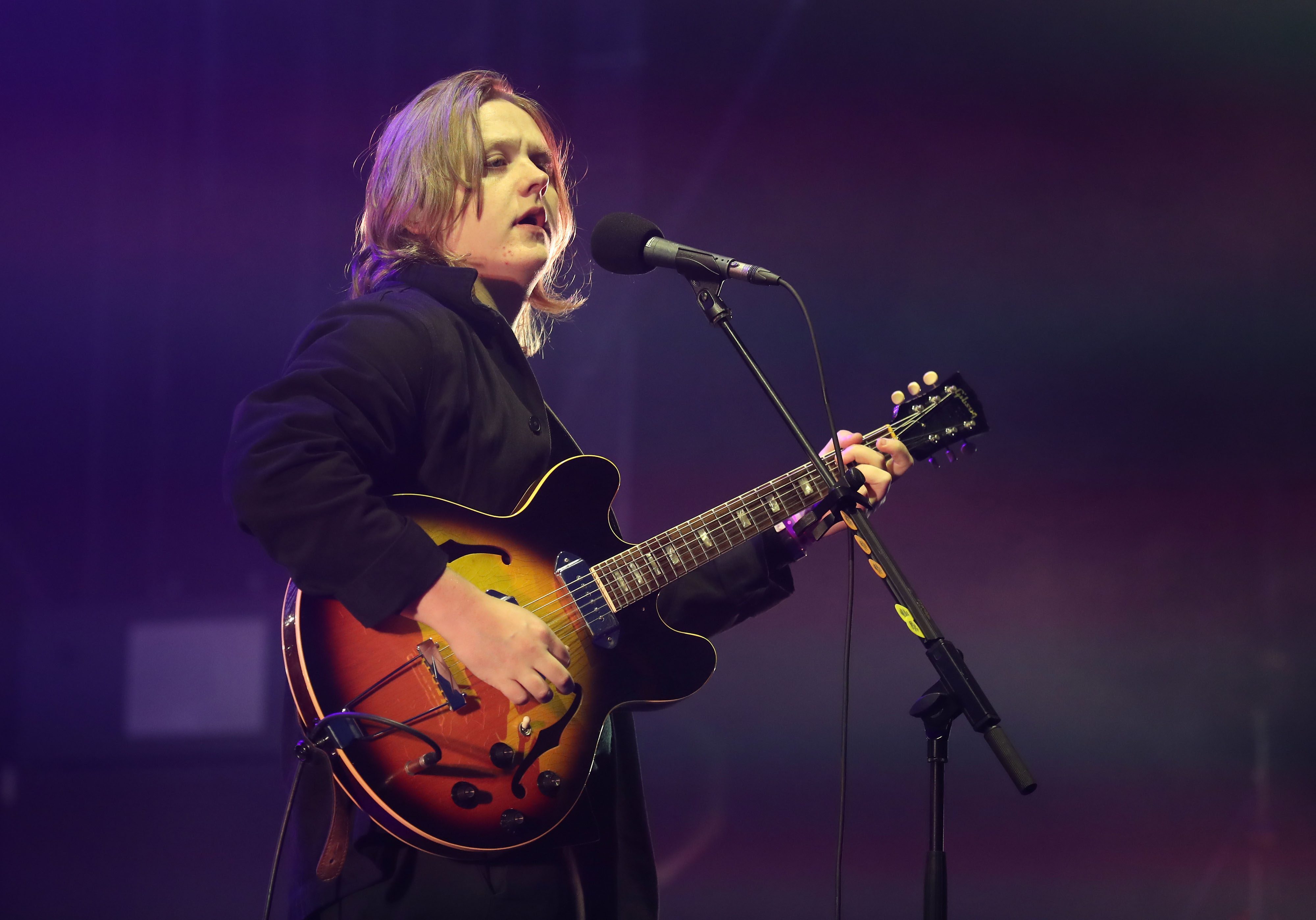 Chart-topper Lewis Capaldi is on tour in 2019/20 Credit: PA
