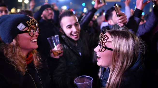 ​Study Finds That New Year's Eve Is Rubbish Due To The Pursuit Of Happiness