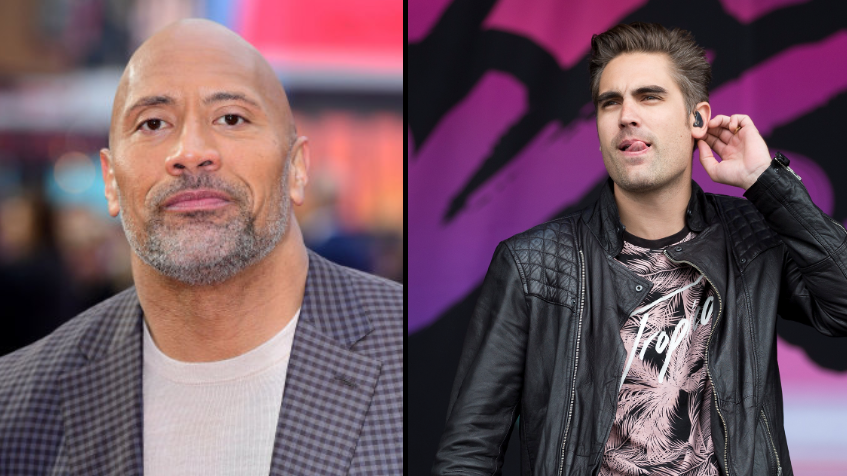 Dwayne 'The Rock' Johnson Calls Out Charlie From Busted On Twitter