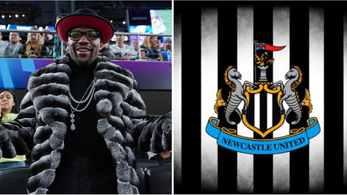 Floyd Mayweather Reveals Desire To Buy Newcastle United, Names Dream Signing