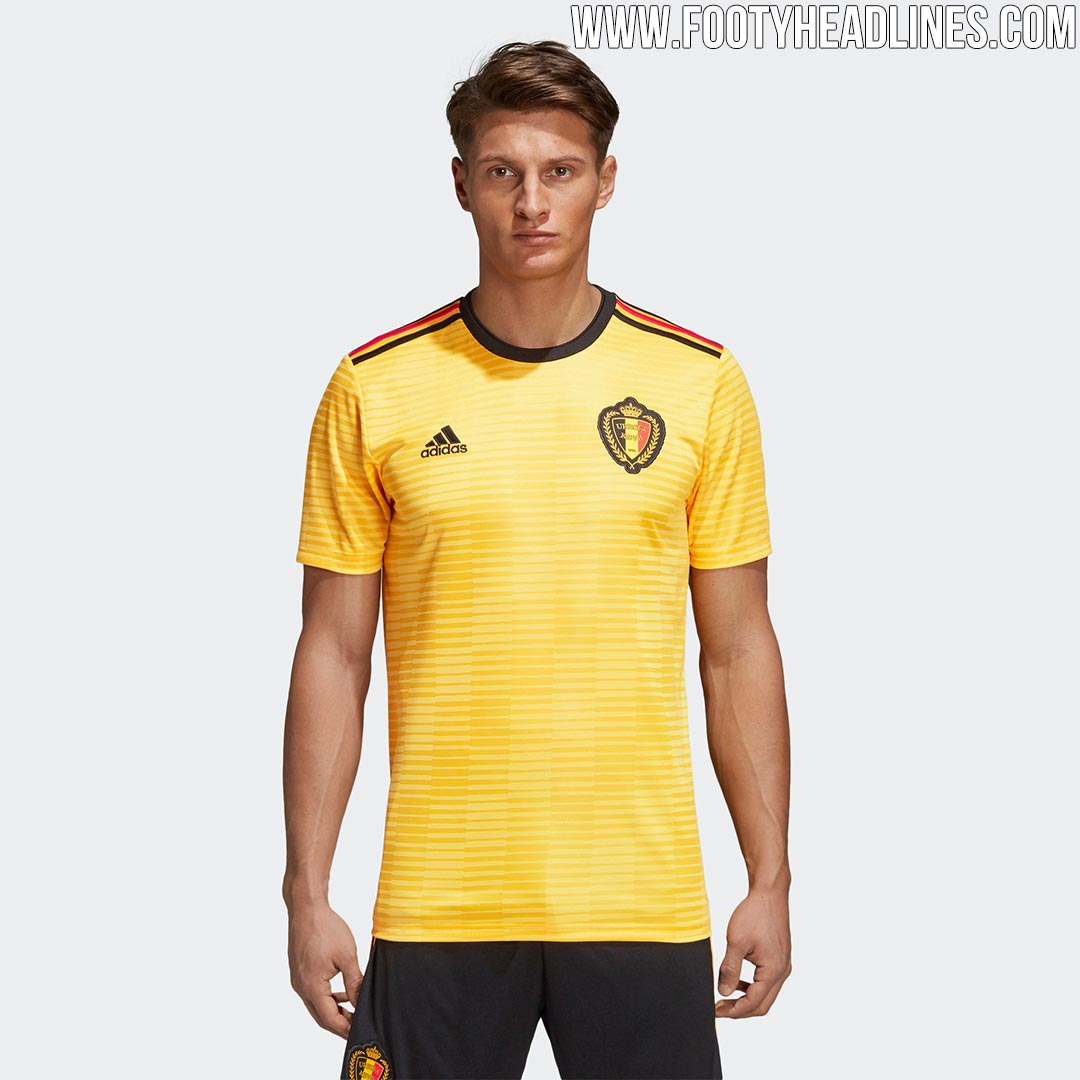 be2d1406719 Images Of Belgium s Away Kit For The 2018 World Cup Leaked - SPORTbible
