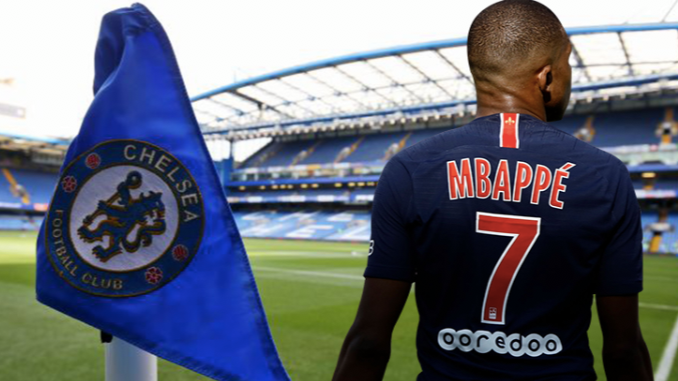Kylian Mbappe Could Have Been A Chelsea Player