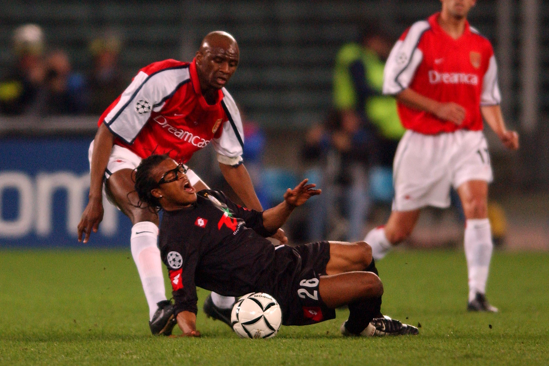 Αποτέλεσμα εικόνας για vieira champions league