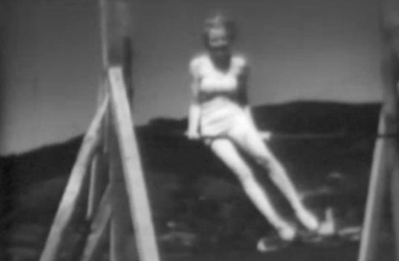 Wife Eva Braun. Credit: Media Drum