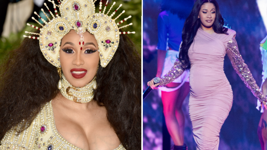 Cardi B Announces The Birth Of Her Baby Girl On Instagram