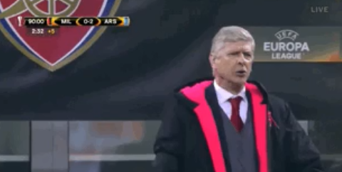 You Have To Suffer As A Manager - Arsene Wenger
