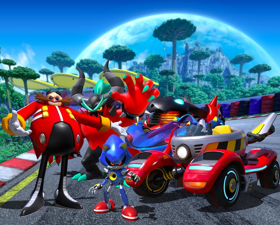 Team Sonic Racing / Credit: SEGA, Sumo Digital