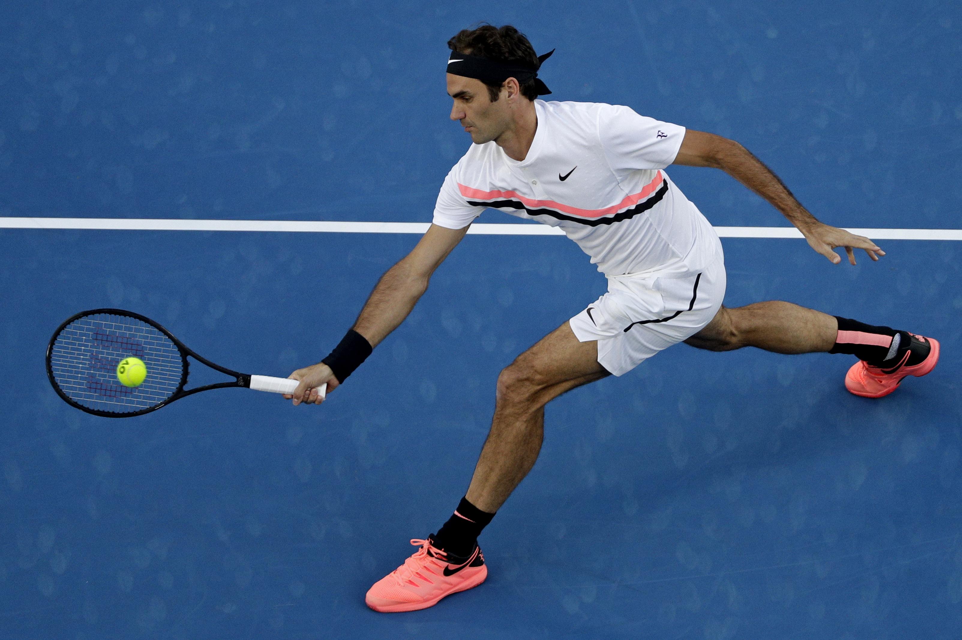 Rogerer Federer vs Jan-Lennard Struff Australian Open 2018 Live