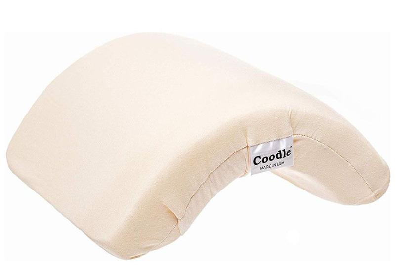 The Coodle Pillow. Credit: Coodle