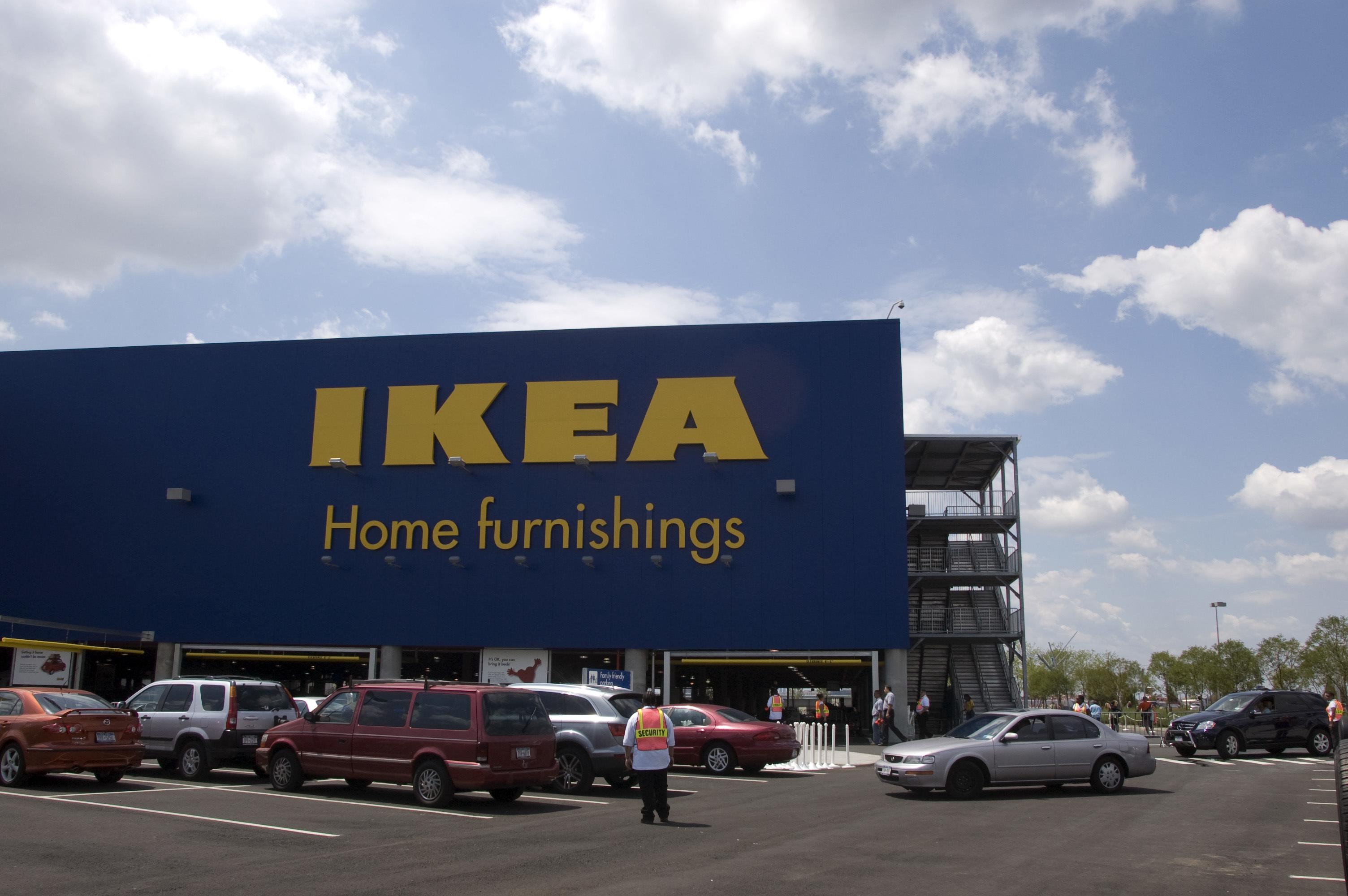 New Zealand has been left off an Ikea map