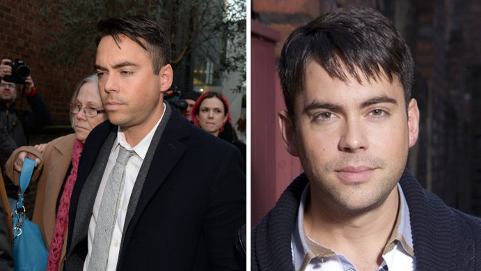 Bruno Langley Reported To Police For Allegedly 'Trying To Woo 15-Year-Old'