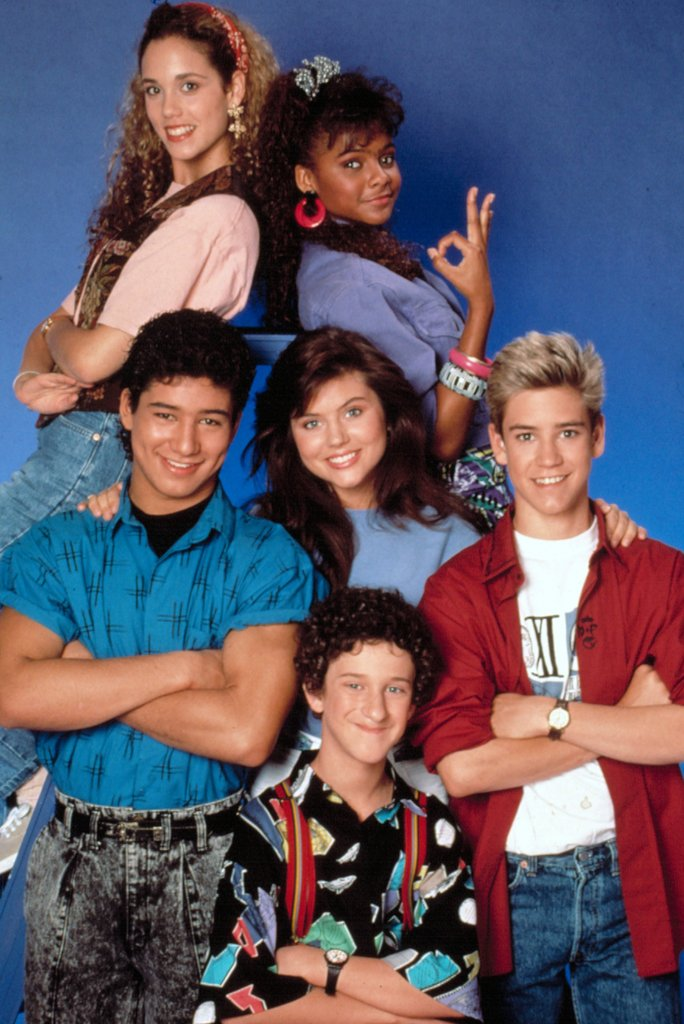Credit: Saved By The Bell