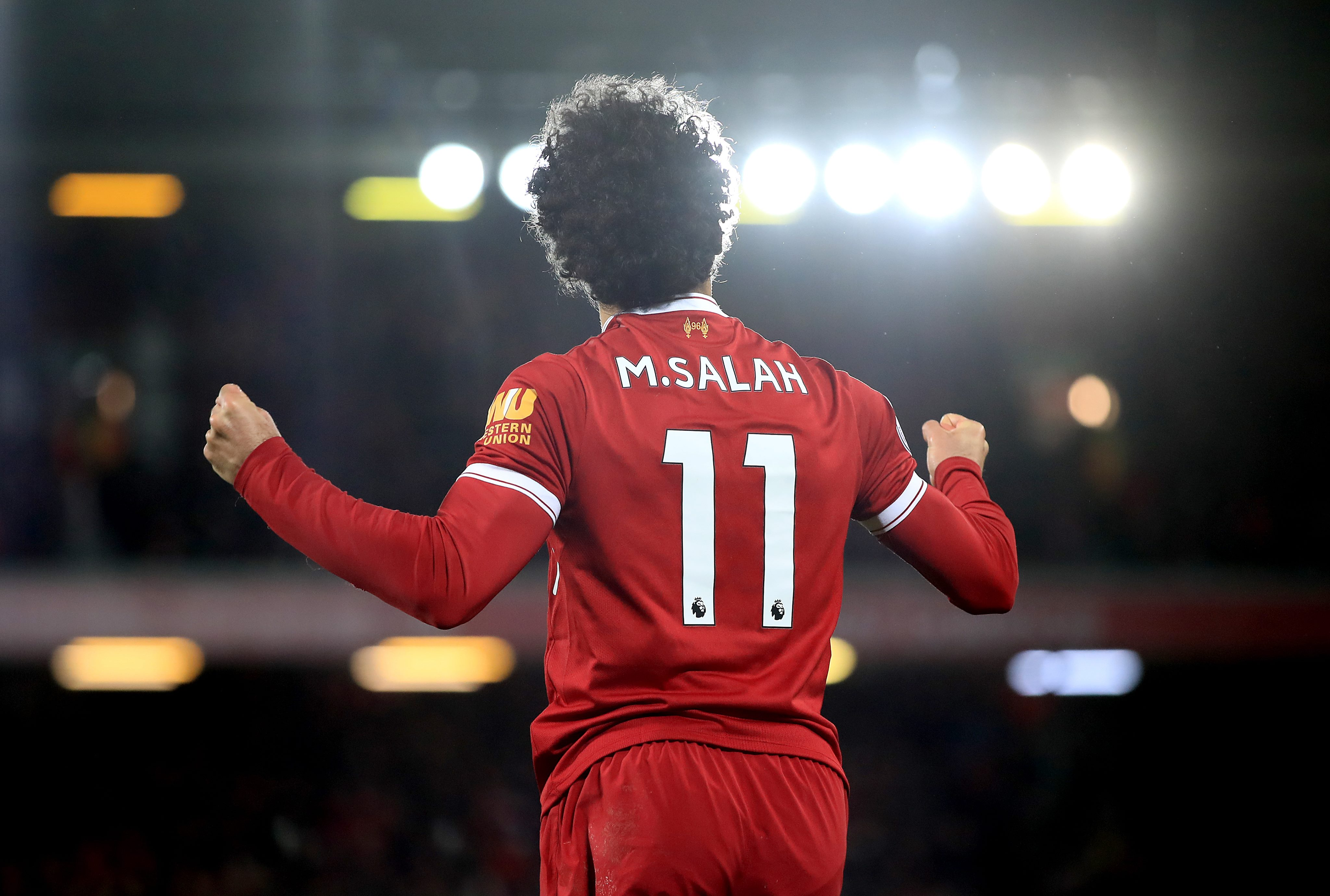 Mohamed Salah vows to stay at Liverpool