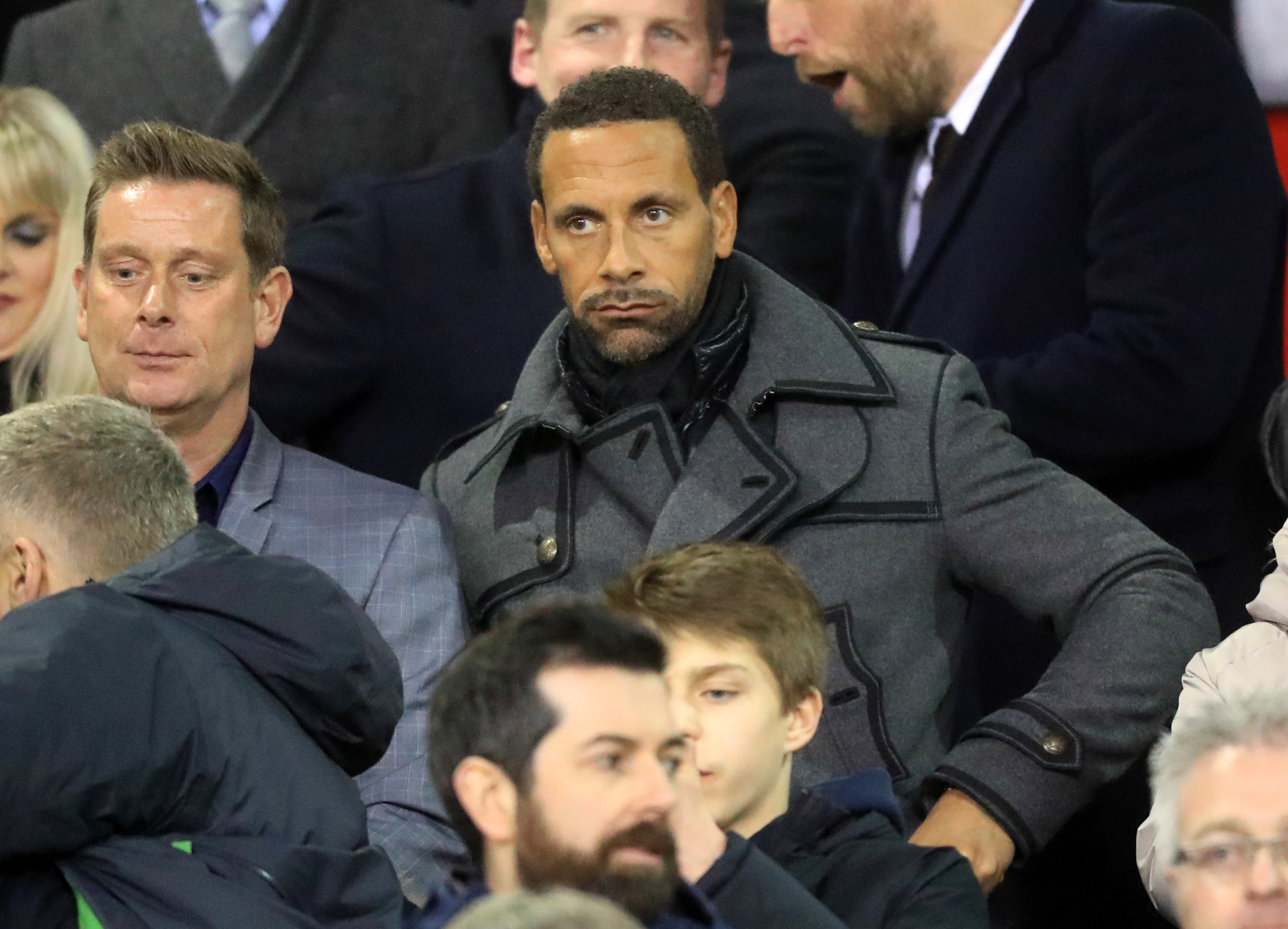 Rio Ferdinand Mocks Liverpool Fans For Coming 'Out Of The Woodwork'