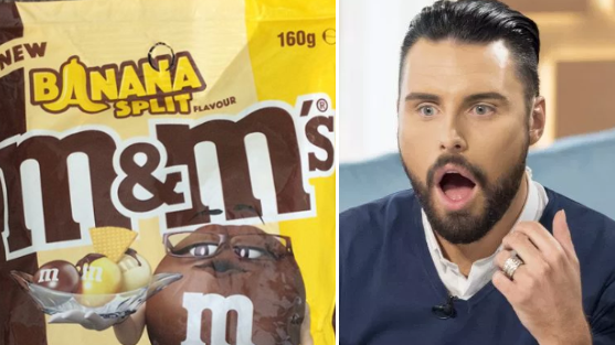 Banana Split M&Ms Are A Thing