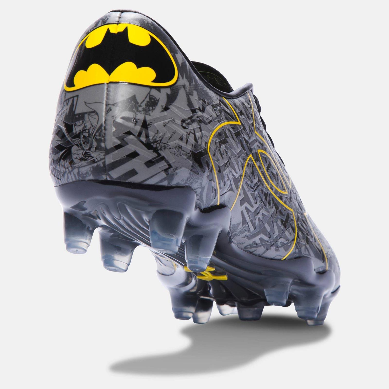 under armour superman football cleats