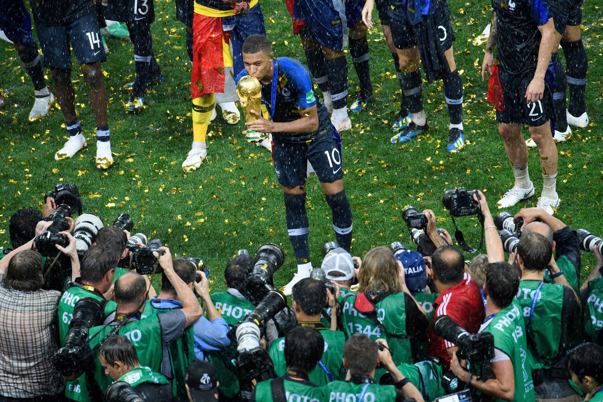 FIFA The Best Awards: Liverpool's Mohamed Salah, Jurgen Klopp Nominated