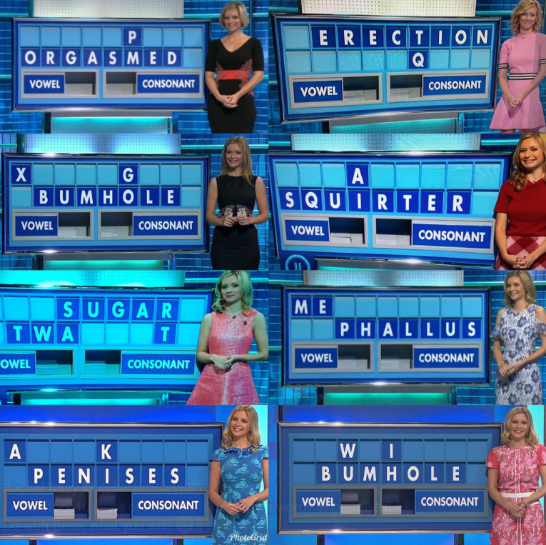 The maths whizz took over from 'Countdown' legend Carol Vorderman in 2008. Credit: Twitter/Channel 4