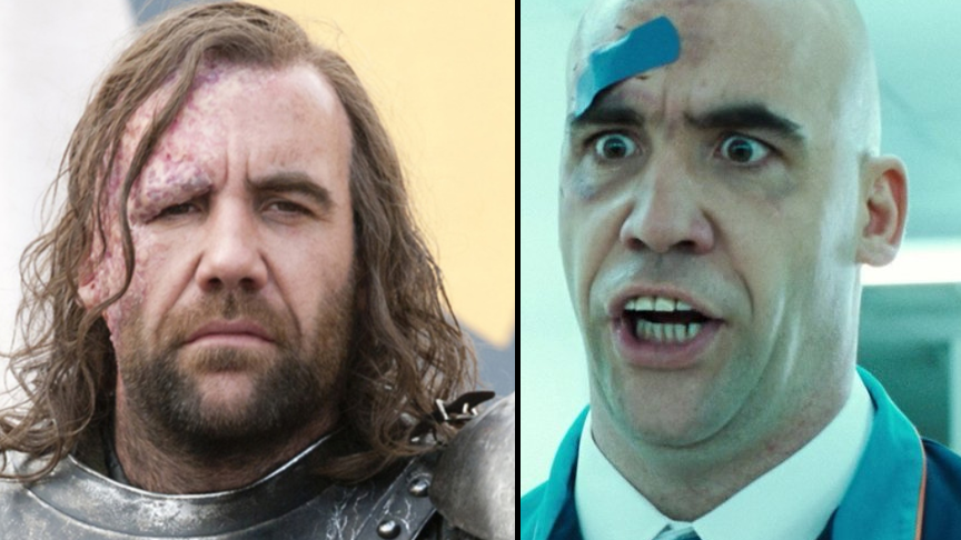 'Game Of Thrones' Fans Have Just Found Out The Hound Was In 'Hot Fuzz'