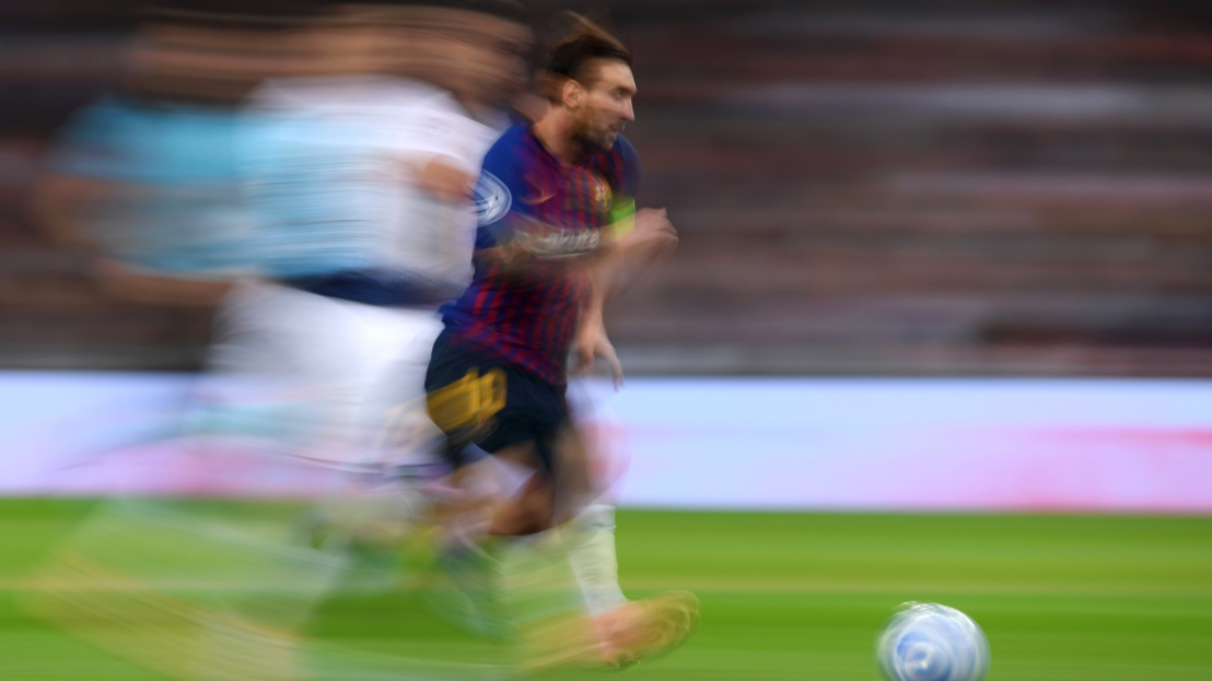 We Have Just Witnessed Another Lionel Messi Masterclass In The Champions League
