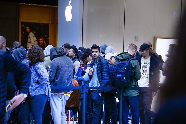 new iphone queue