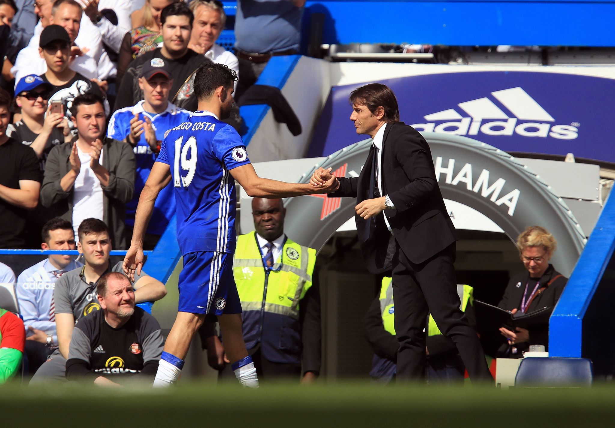 Right decision: Chelsea right to sell Costa - Zola