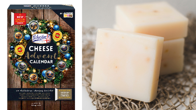 ​Sainsbury's Has Launched A Cheese Advent Calendar For £10