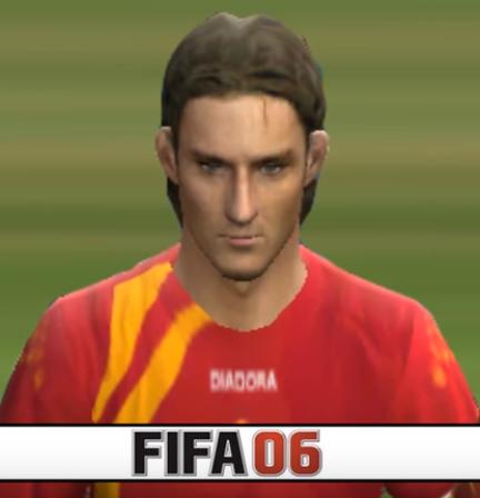 Totti Fifa 06