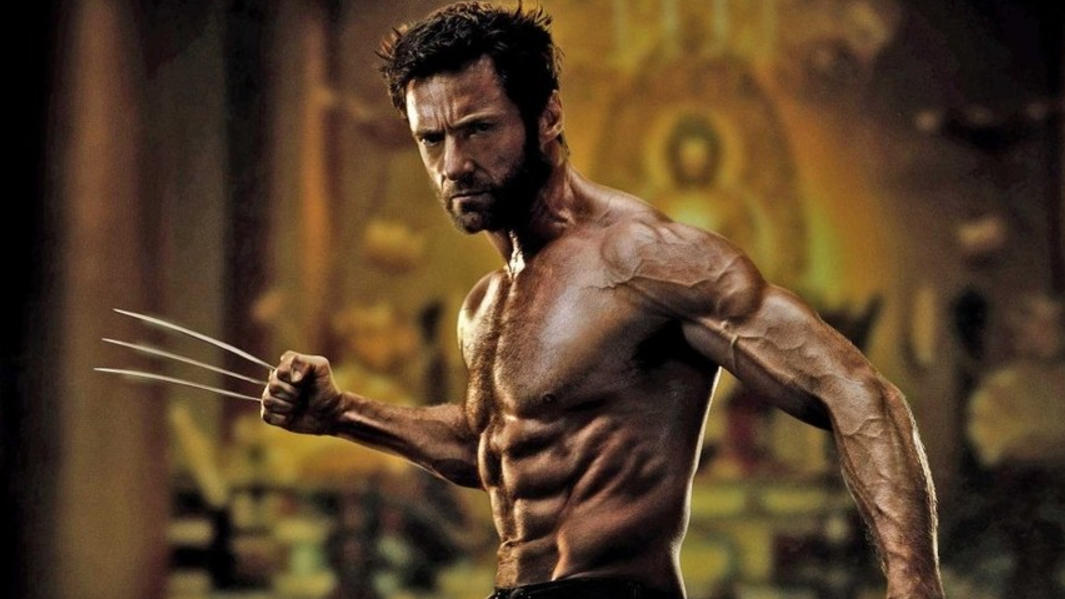 Fans have gone into meltdown after Jackman shared a video of him working out. Credit: Marvel