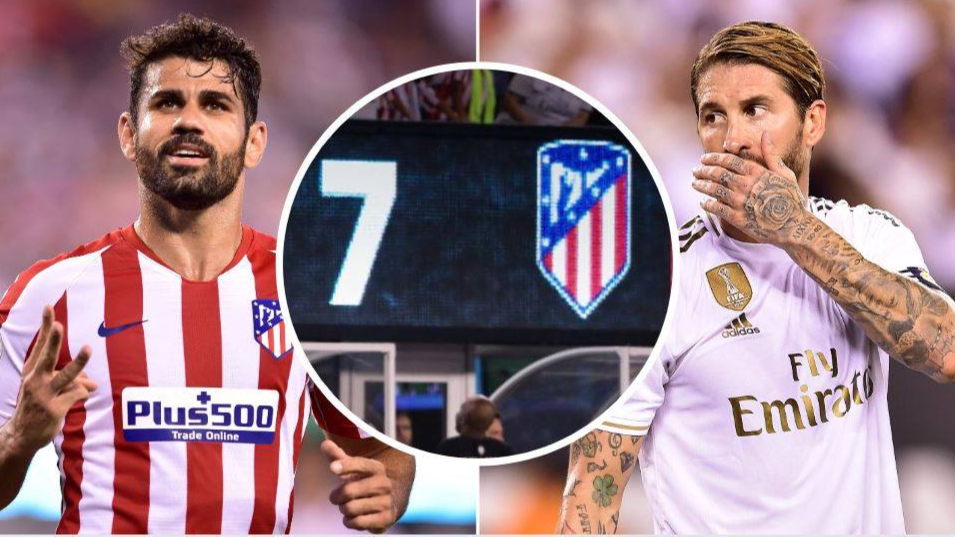 Atletico Madrid Thrash Real Madrid 7 3 In International Champions Cup Sportbible
