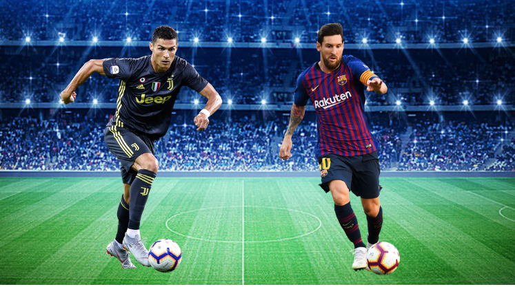 Cristiano Ronaldo And Lionel Messi Scored 100 Goals Between Them In 2018