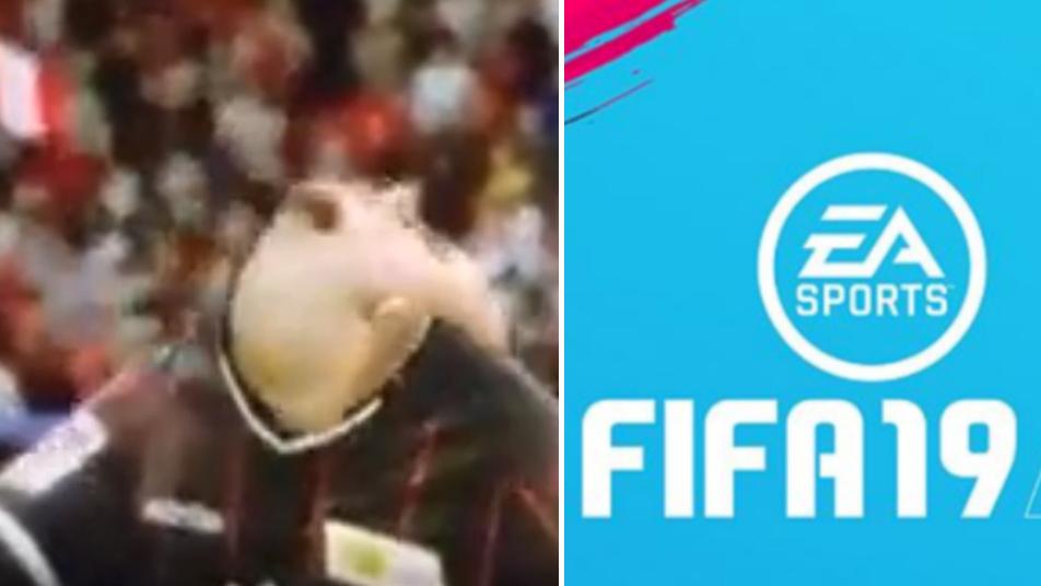 Someone's Already Discovered A Crazy New Glitch In FIFA 19 - SPORTbible