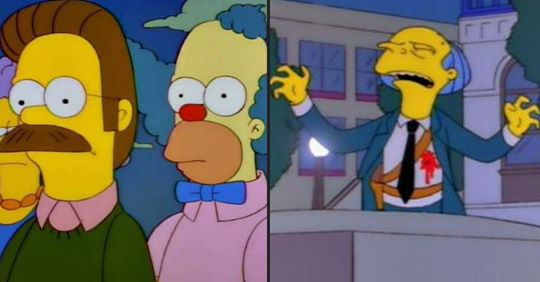 The Simpsons Fan Shares Wild Theory About Who Shot Mr Burns After Spotting Easter Egg Ladbible