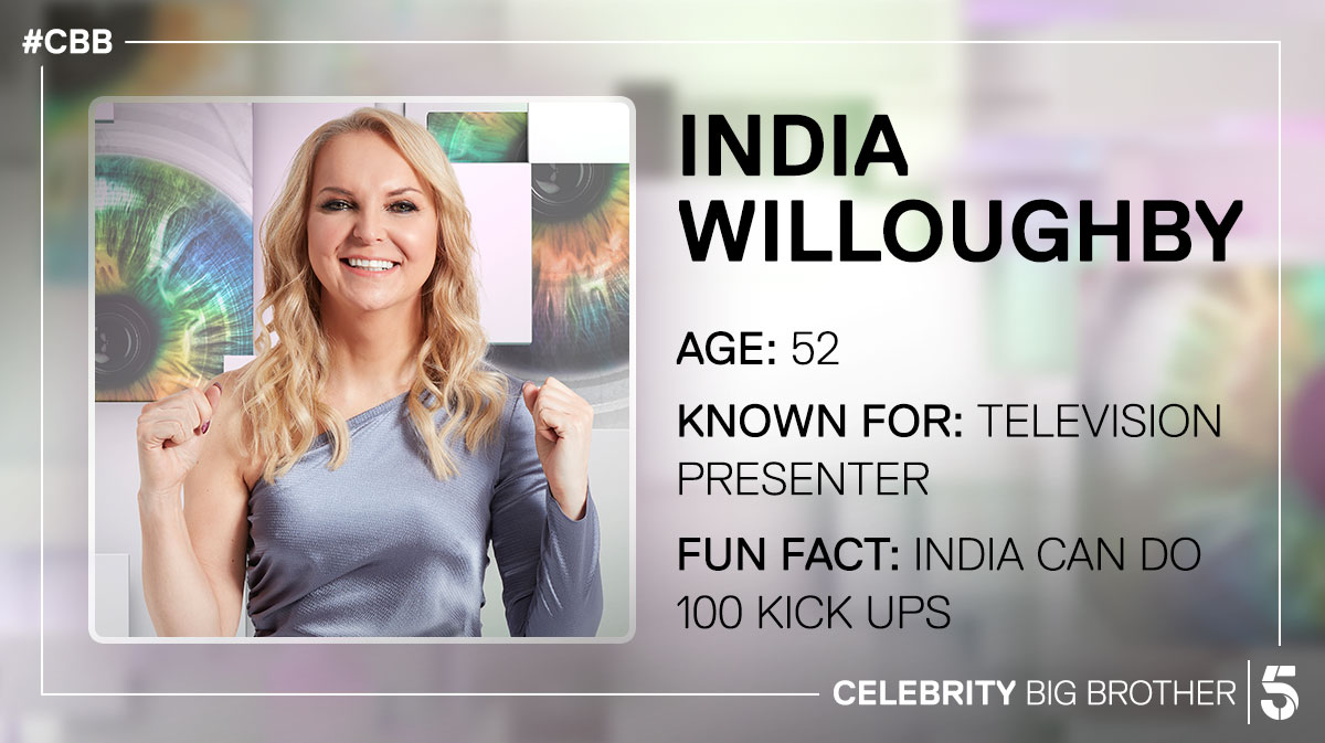 India Willoughby Could Be Leaving the CBB House. Credit: Channel 5 / Celebrity Big Brother
