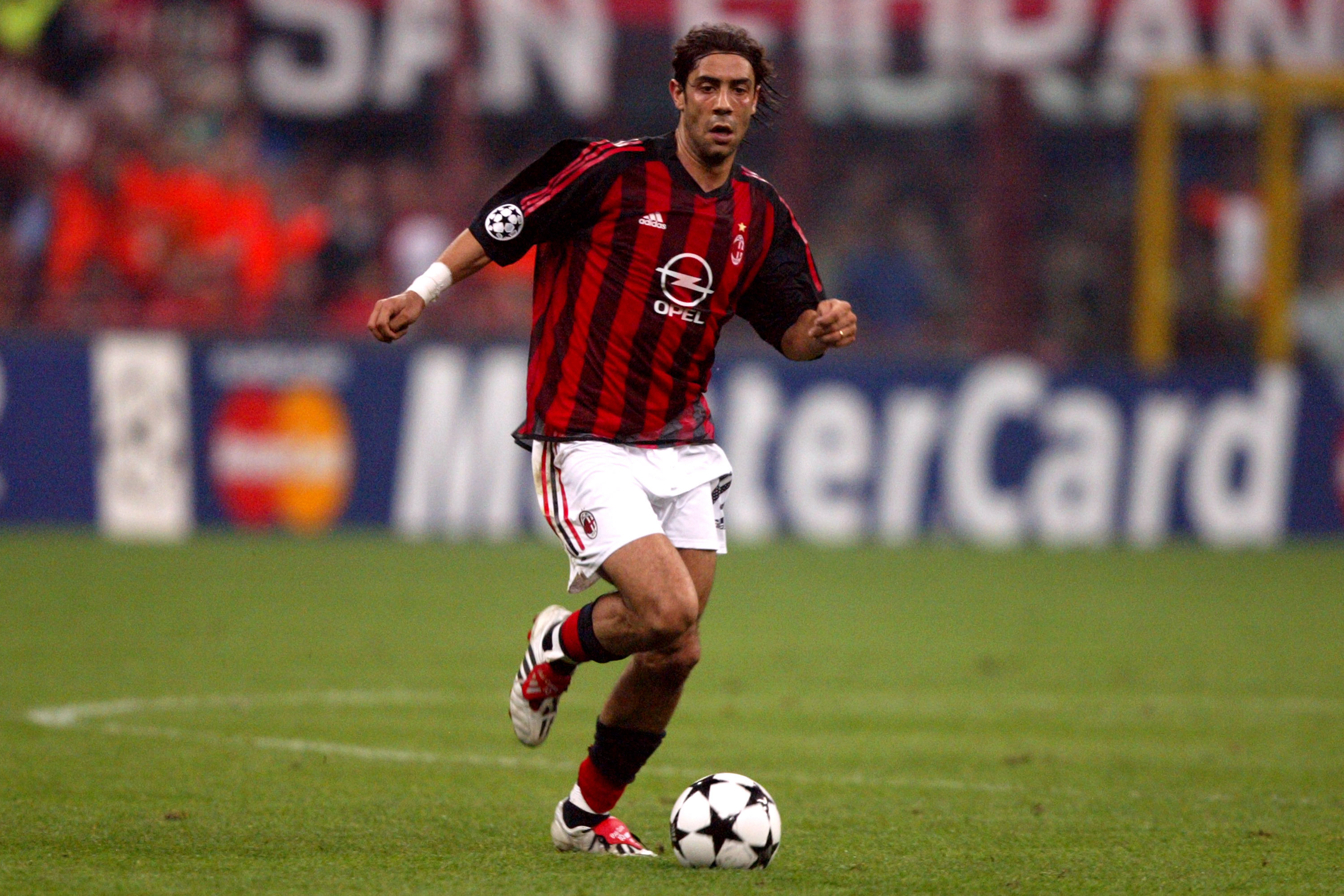 Rui Costa, some player! Image: PA Images