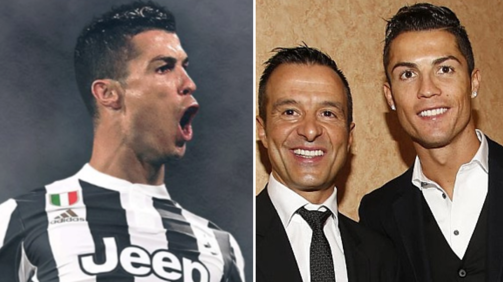 Cristiano Ronaldo Will Retire At Juventus Once Stint In Italy Is Done