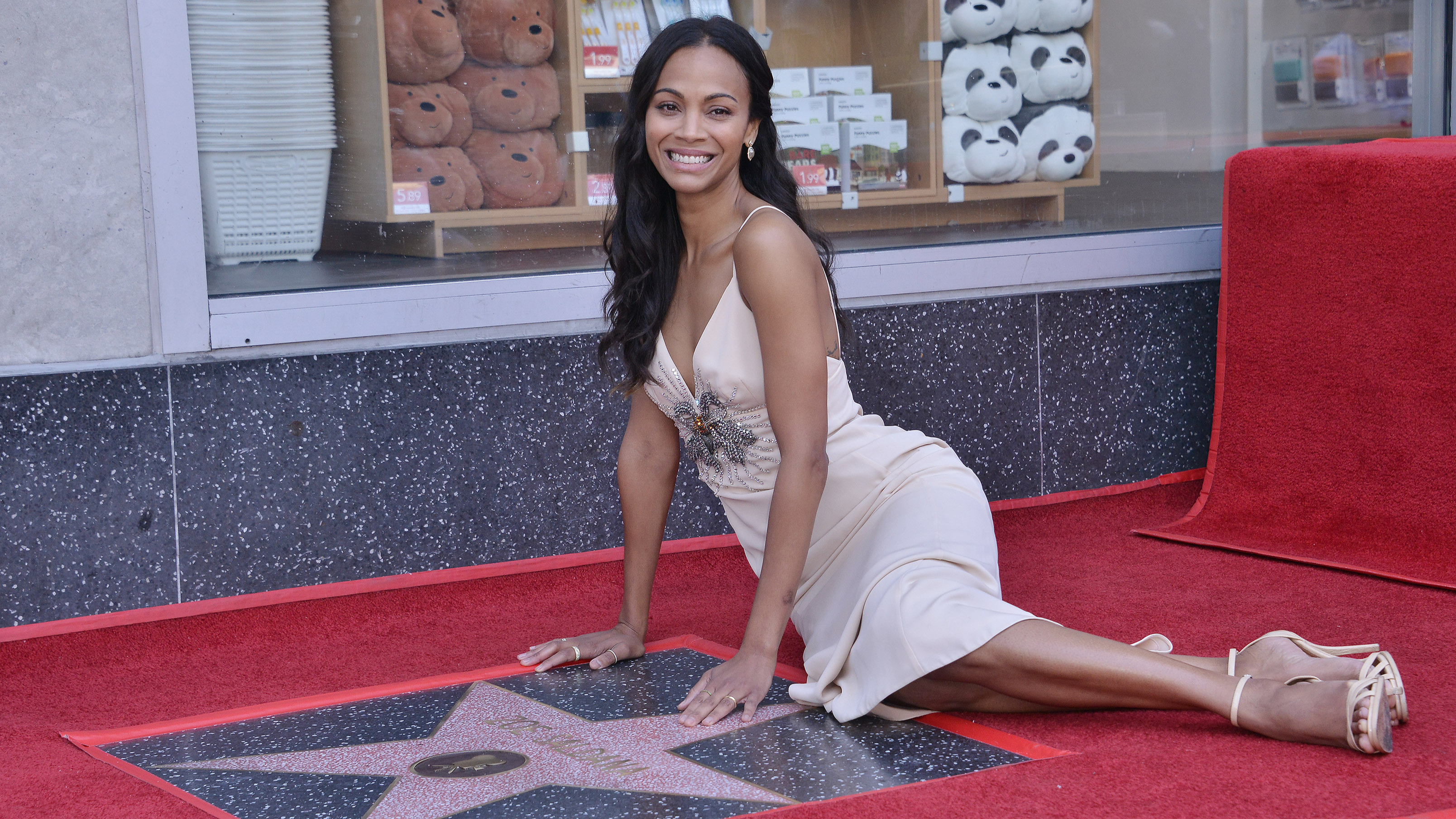 Zoe Saldana Has Finished Filming Her Part In 'Avatar 2'