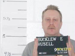 Russell Bucklew murdered his ex-partner's new boyfriend. Credit: Missouri Department of Corrections