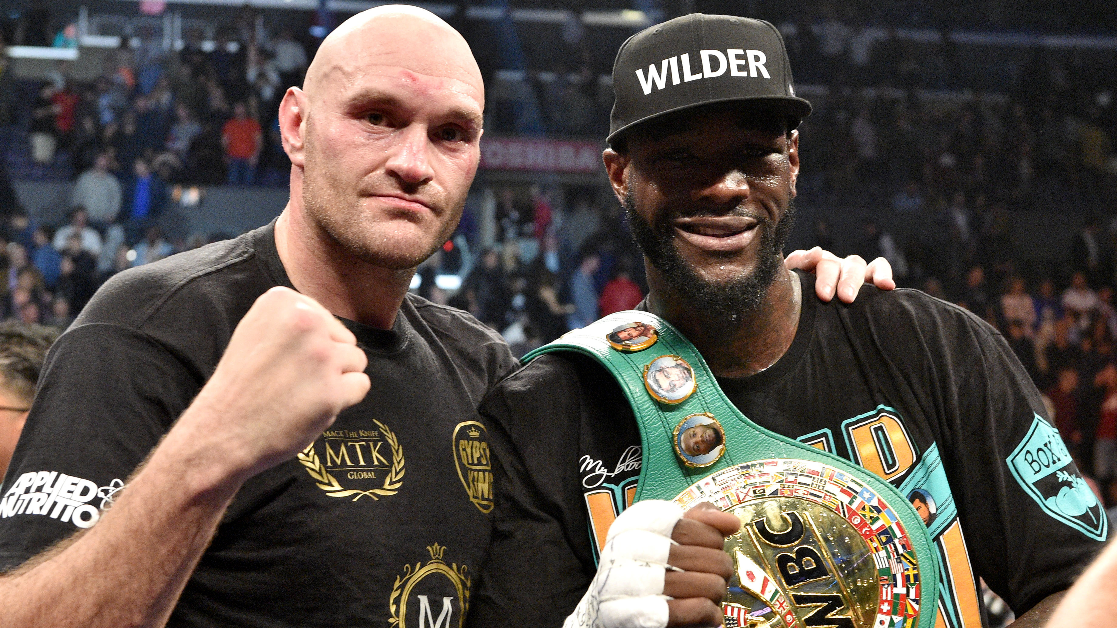 WBC Officially Order Deontay Wilder vs Tyson Fury Rematch