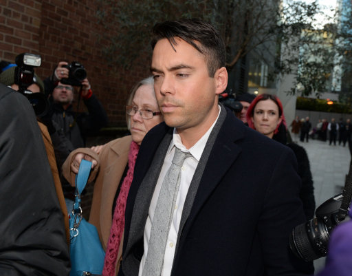 Former Corrie star Bruno Langley apologises for sexual assaults