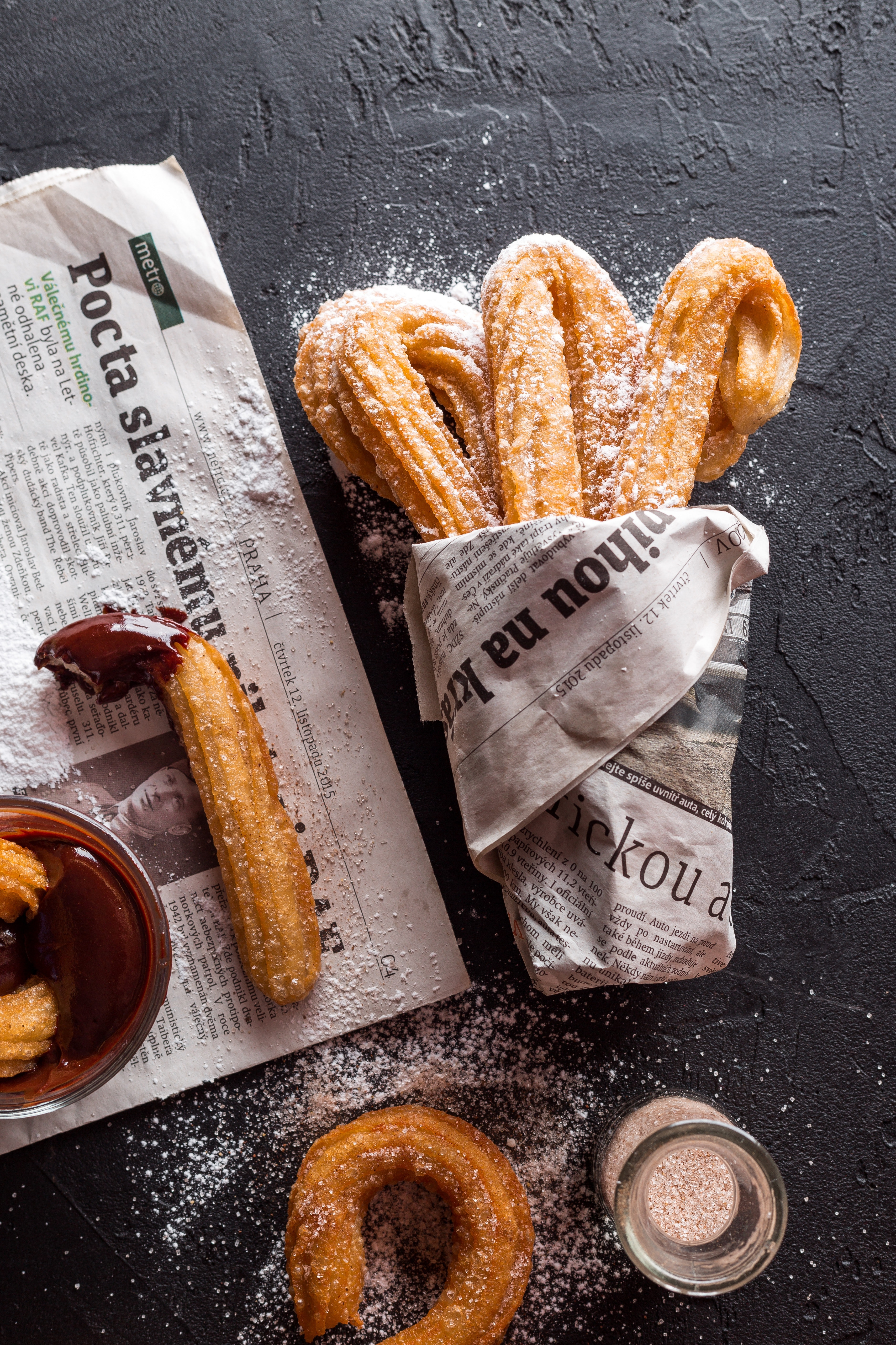 The churros have made a return after proving a hit with shoppers last year. Credit: Pexels