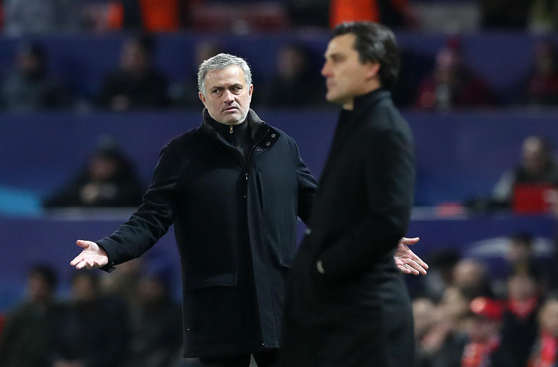 Mourinho: Many Sevilla players would get in my United team