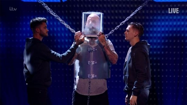 Irish priest Fr Ray Kelly through to Britain's Got Talent semi-finals