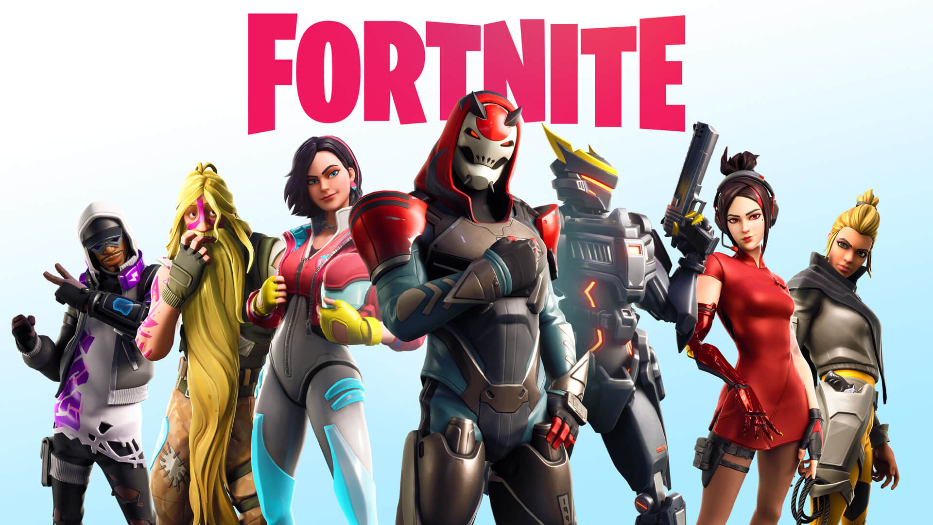 Fortnite offers a whole variety of in-game purchases. Credit: Epic Games