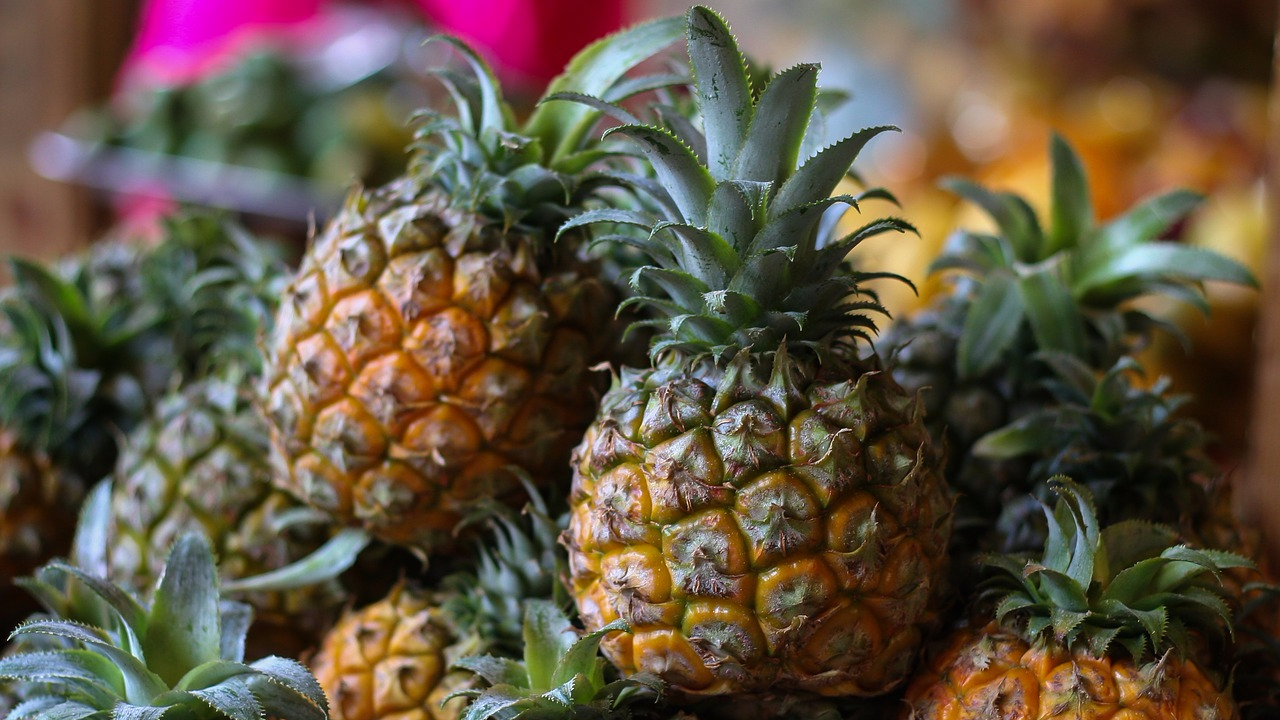 Pineapple Christmas Trees Are Actually A Thing Now, According To The Internet