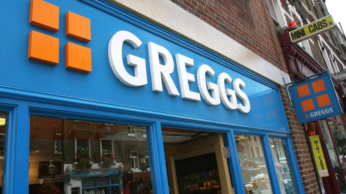 ​Guy Arrested After Pretending A Greggs Sausage Roll Was His Penis