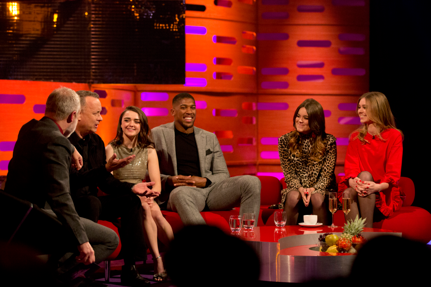 Credit: The Graham Norton Show / BBC