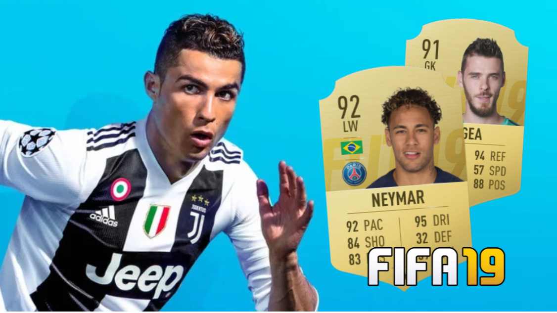 EA Sports Officially Drops Top Ten Players On FIFA 19