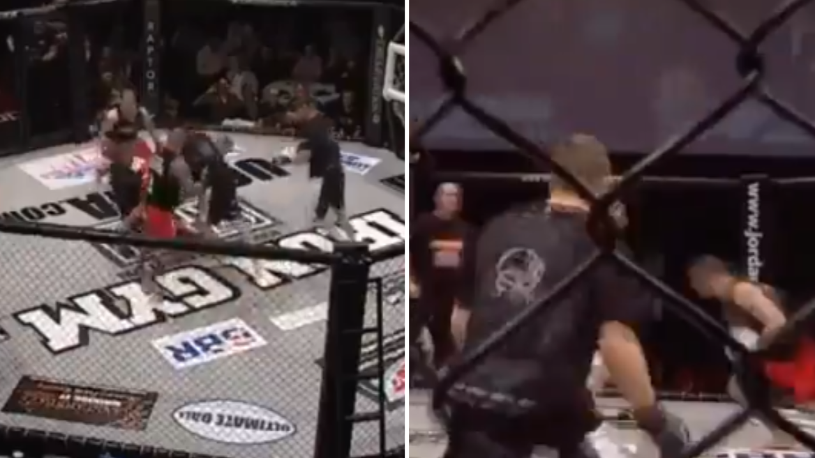 One MMA Promotion Once Ran A Rugby And MMA Tournament